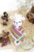 Llama Patmos amigurumi crochet free pattern