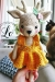 Cute lovelycraft deer amigurumi free crochet pattern