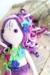 Mermaid Calypso head  Amigurumi free crochet pattern