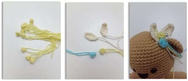 Crochet Bumble Bunny Amigurumi Free Pattern ivy
