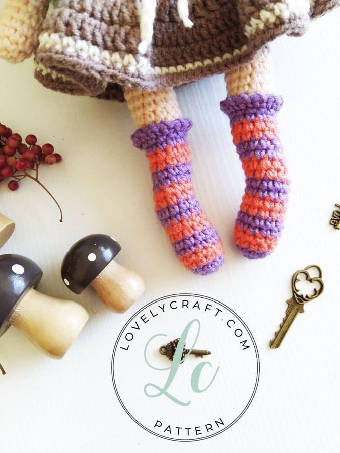 Sabrina the Witch amigurumi crochet pattern (5)