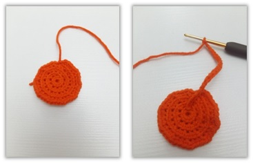 Crochet Cat Girl Doll Amigurumi Free Pattern hair2