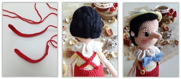 Pants (Use Red yarn) 2
