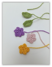 Flowers ( Make 6)