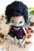 Crove Girl Doll amigurumi braided hair free pattern