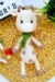 Franky Giraffe Amigurumi Free Crochet Pattern 03