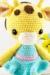 Amelia The Giraffe Amigurumi Free Crochet Pattern 2