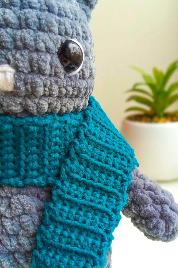 molly kitty amigurumi crochet pattern, cat amigurumi toy free crochet pattern