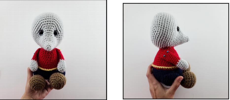 Merlin The Magician Mouse Amigurumi Crochet Pattern