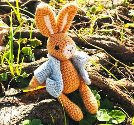 Pocket Bunny Amigurumi Free Crochet Pattern (5)