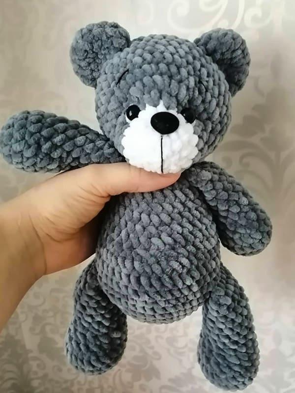 bear, arms