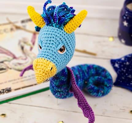 Baby Occamy Amigurumi Crochet Pattern