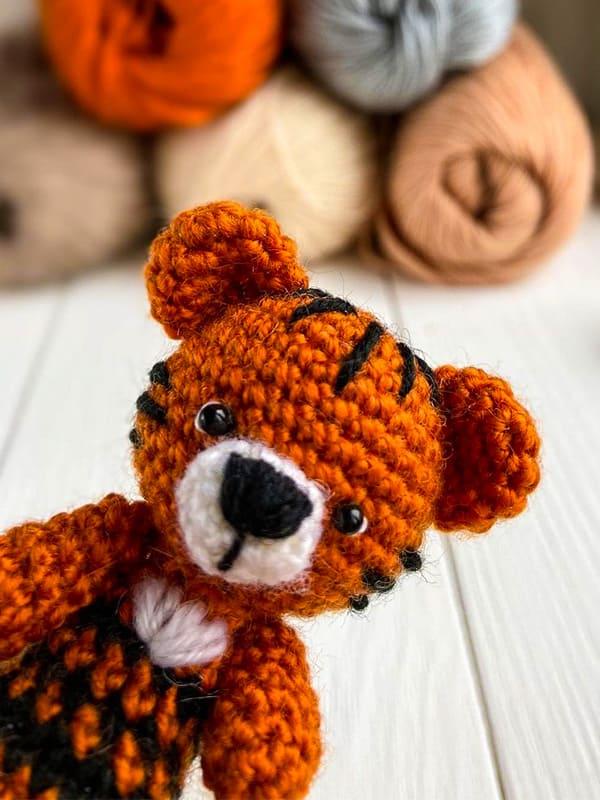tinyn tiger, eyes