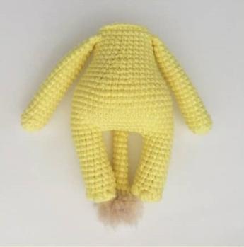 Lion Amigurumi Crochet Free Pattern