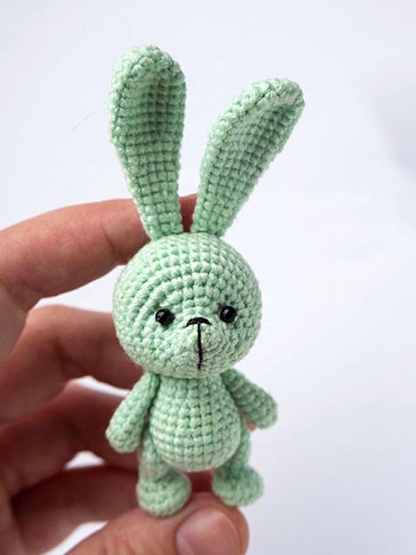 cute, keychain, bunny, ears, arms