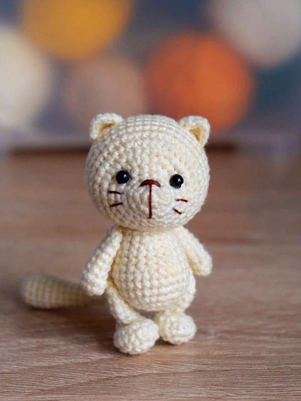 Kittens Amigurumi Crochet Pattern