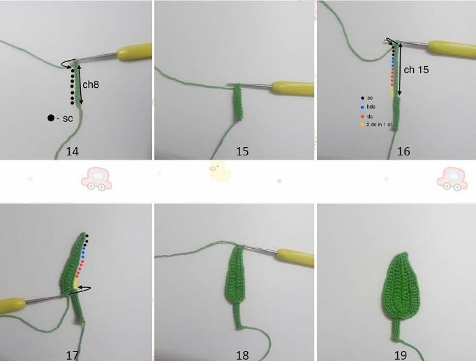 Mio Amigurumi Crochet Pattern