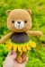 sunflower bear, bears, body