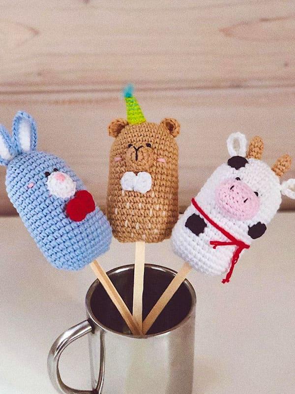funny, icecream, bunny, bear, cow, sun, summer