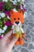 Little Tiger Amigurumi Crochet Pattern (5)