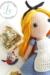 Crochet Alice in Wonderland Amigurumi Free Pattern (6)