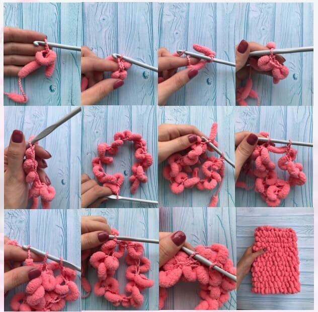 Crochet Bunny pajamas Amigurumi Free Pattern body
