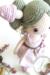 Crochet Forest Fairy Doll Amigurumi Free Pattern (5)