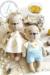 Crochet Mrs. Cookie Teddy Bear Amigurumi Free Pattern (5)