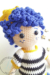 Crochet Night Boy Amigurumi Doll Free Pattern (3)