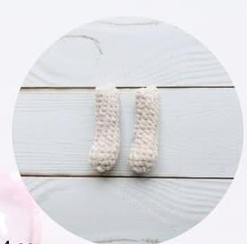 Crochet Plush Cat Amigurumi Free PDF Pattern paw