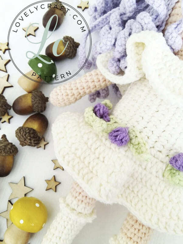Crochet Rubby Bunny Girl Amigurumi Free Pattern (1)