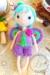 Fairy Pui Amigurumi Crochet Pattern (1)