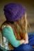 Girl Crochet Slouchy Hat for Women and Kids PDF Pattern