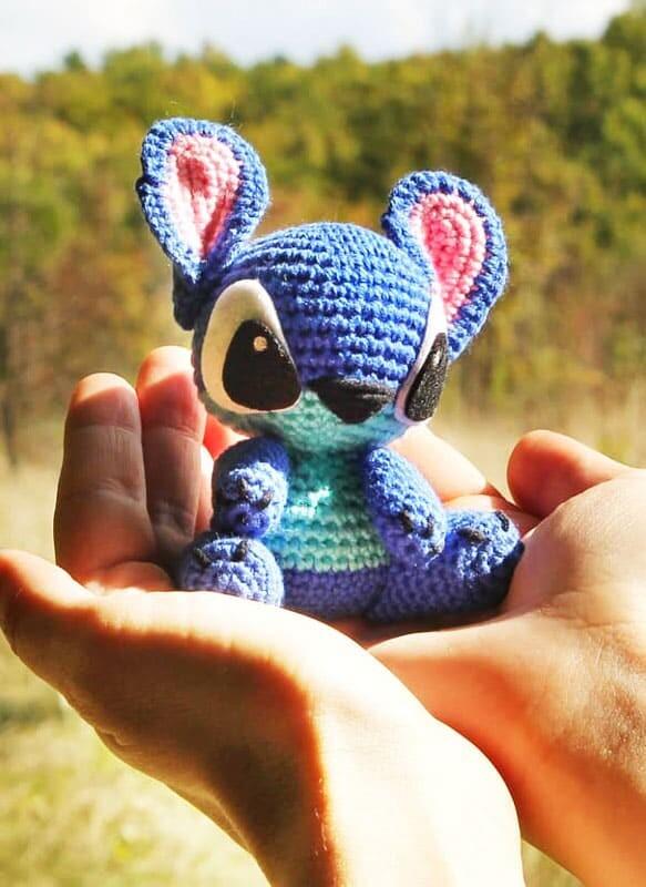 PDF Crochet Stitch Amigurumi Free Pattern (1)