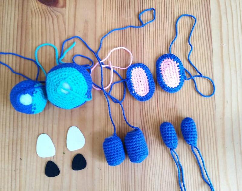 PDF Crochet Stitch Amigurumi Free Pattern (2)