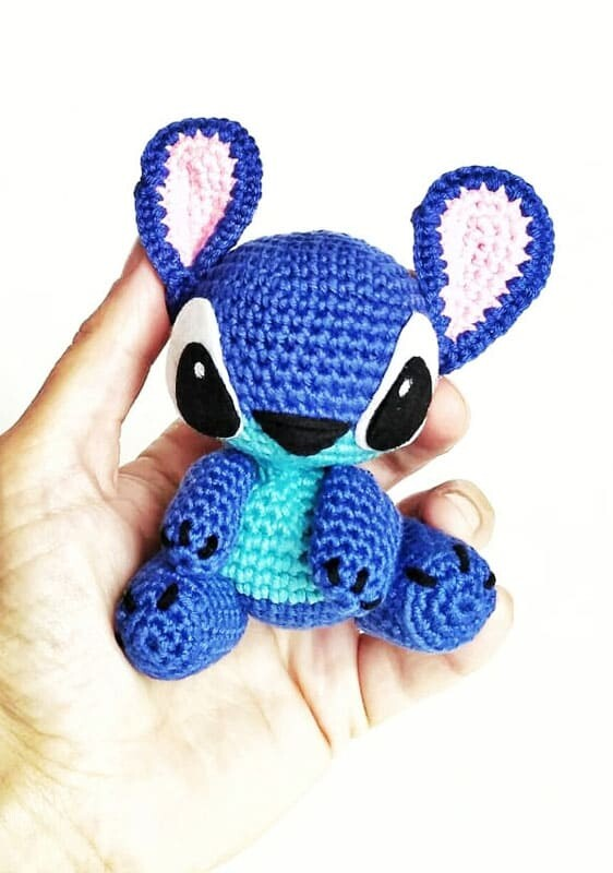 PDF Crochet Stitch Amigurumi Free Pattern (4)